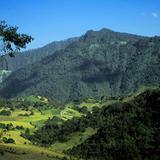 Paisaje en Quimixtlán