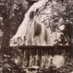 Cascada Cola de Caballo. A 40 kms. al Sur de Monterrey