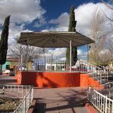 Plaza principal de La Junta