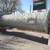 el molino de cemento