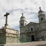 Parroquia de San Juan Bautista y Cruz Atrial