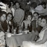 Mario y Guillermina Arredondo y amigos