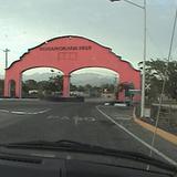 Arco de la entrada del pueblo