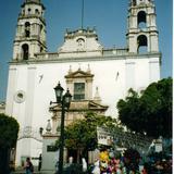 Ex-convento dominico siglo XVII. Cuautla, Morelos