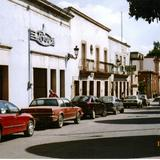 Arquitectura colonial en el centro de Lagos de Moreno, Jalisco