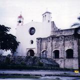 Ex-convento de Santo Domingo, siglo XVI. Oaxtepec, Morelos