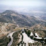 El Bajío desde el cerro del cubilete. Silao, Guanajuato