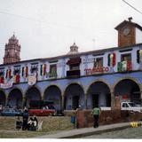 Palacio municipal de Tlalpujahua de Rayón, Michoacán