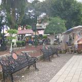En el centro de Huauchinango