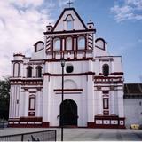 Ex-convento dominico del siglo XVI. Chiapa de Corzo. 2002