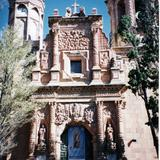 Templo y ex-convento de Guadalupe, 1707. Guadalupe, Zacatecas. 2003