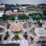 Zócalo en la Isla de Janitzio. 2004