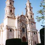 Parroquia de estilo barroco (1784). Lagos de Moreno, Jalisco. 2003