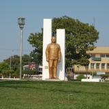 Monumento a Lazaro Cardenas (Palacio Mpal.)