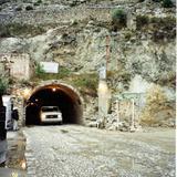 Tunel de Ogarrio desde el Mineral de Santa Ana. 2006