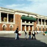 Palacio municipal de la ciudad de Tlalnepantla de Baz. 2002