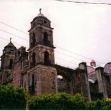 Templo de Santa María. Valle de Bravo, Edo. de México.