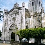 Ex-convento agustino de San Juán Bautista, siglo XVI. Yecapixtla. 2004