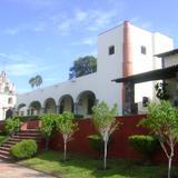 La Capilla y el casco de la Ex-hacienda Juriquilla, Qro.