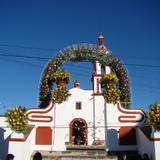 PARROQUIA DE SAN LUCAS TECOPILCO. OTO�O DEL 2011