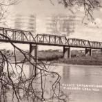 Puente internacional entre Piedras Negras, Coahuila e Eagle Pass, Texas