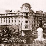 Hotel Ancira y Plaza Hidalgo
