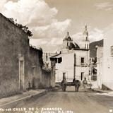 Villa de Santiago: Calle de Ignacio Zaragoza