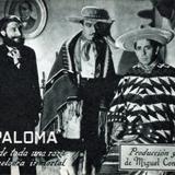 Escena de la película La Paloma