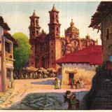 Catedral y Mercado