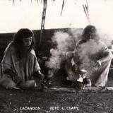 Indios lacandones