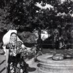 Tehuana en Ciudad Ixtepec