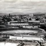 Plaza de Toros y Panorama de Guadalajara