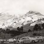Volcán Popocatépetl