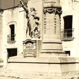 Monumento a Morelos. La Patria Agradecida