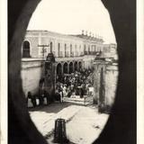 Vista Parcial de la Plaza Morelos