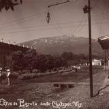 Cofre de Perote desde Coatepec