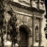 Portada del Ex Convento de Guadalupe