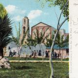Misi�n y plaza de Armas