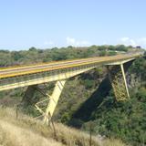 Barranca de Oblatos y Puente Ing. Fernando Espinosa. Noviembre/2011