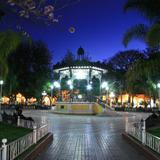 La Plaza y el kiosko