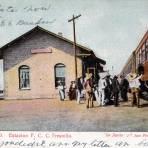 Estación del Ferrocarril de Fresnillo