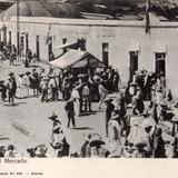 Mercado de El Oro