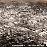 Vista panor�mica de Zacatecas
