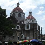 vista de la iglesia