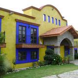 Arquitectura en Atlihuetz�a, Tlaxcala. Abril/2012
