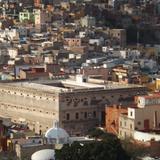 La alhondiga de Granaditas. Guanajuato. Noviembre/2012