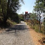 Calles del Pueblo M�gico de Mineral del Chico. Mayo/2013