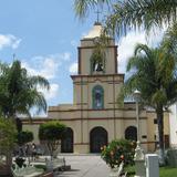 La Parroquia desde la Plaza