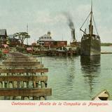 Muelle en la Compa��a de Navegaci�n