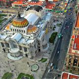 Pictures of Ciudad-de-mexico, Distrito-federal:  TEATRO DE BELLAS ARTES